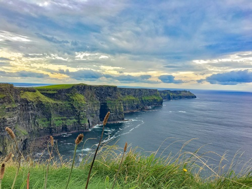 14- of 17-daagse bed & breakfast flydrive Ierland