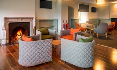 Lounge, Manor House Hotel, Rathlin Island