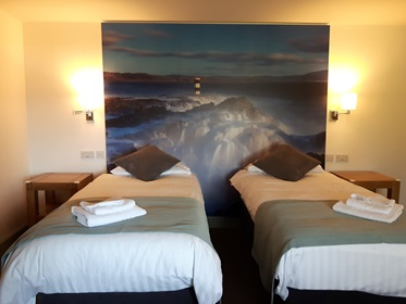 kamer, Manor House Hotel, Rathlin Island