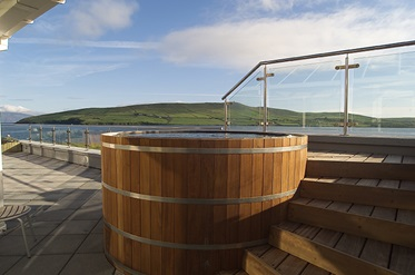Jacuzzi, Dingle Skellig Hotel, Dingle
