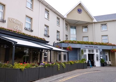 The Ashe Hotel, Tralee, Kerry