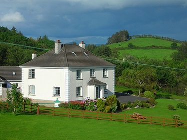 Island View House, Donegal, Ierland