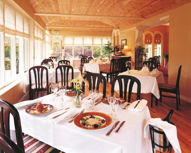 Restaurant, Beech Hill Country House Hotel, Londonderry