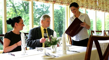 Dineren, Beech Hill Country House Hotel, Londonderry