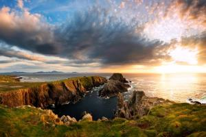 Malin head, Donegal, Ierland