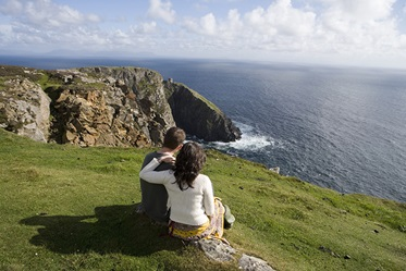 Slieve League, Donegal, Ierland