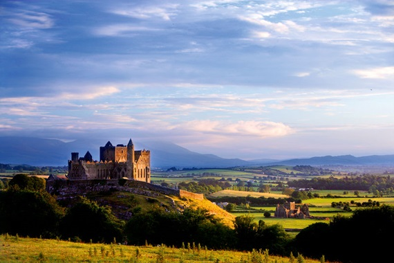 The Rock of Cashel, Tipperary, Ierland