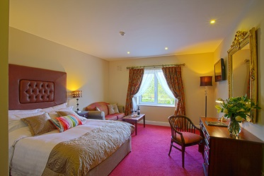 Tweepersoonkamer, Fitzgeralds Woodlands House Hotel, Adare