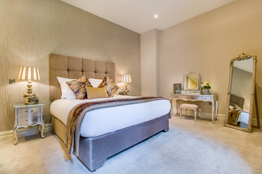 Tweepersoonskamer deluxe suite, Kingston Boutique Townhouse