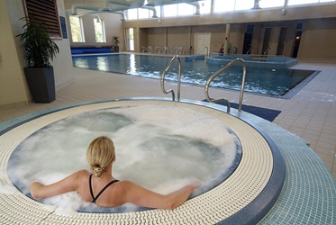 Jacuzzi, Kenmare Bay Hotel, Kerry