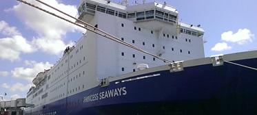Princess Seaways, DFDS