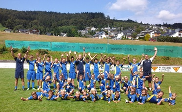 Voetbalclinic, Family Adventure Willingen