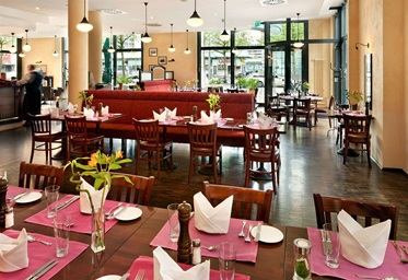 Restaurant, InterCity Hotel Bremen
