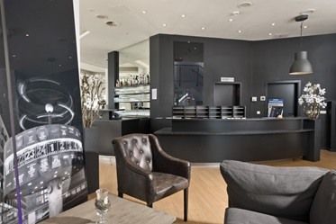 Bar, Days Inn Dessau, Dessau-Rosslau