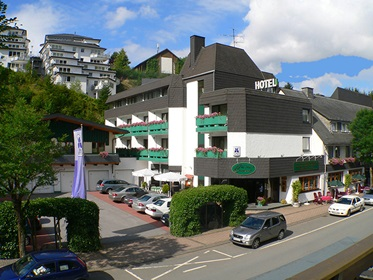 Flair Hotel Central, Sauerland