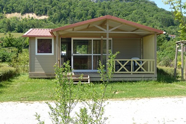 Chalet Comtois, Camping La Roche d'Ully