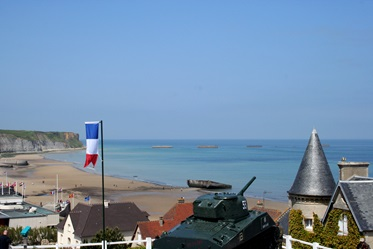 Museum van Arromanches