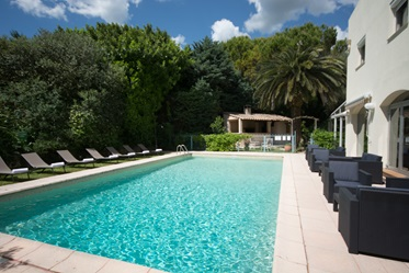 Zwembad, Inter Hotel Floréal, Vence, Provence