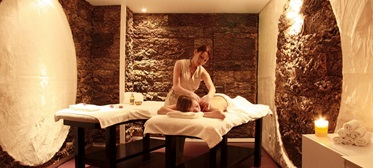 Grand Hotel Gerardmer, massage