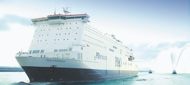 P&O Ferries, Pride of Rotterdam