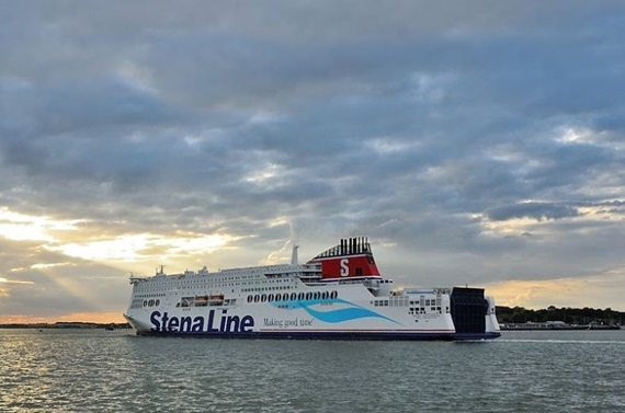 Stena Line, Stena Hollandica