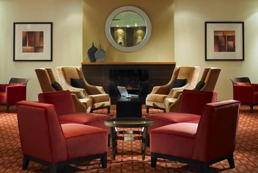 Lounge, Bexleyheath Marriott hotel, Londen