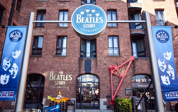The Beatles Story, Albert Dock, Liverpool