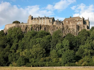 Stirling Castle, Schotland, Groot-Brittannië