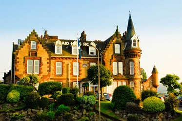 Best Western Braid Hills Hotel, Edinburgh, Schotland