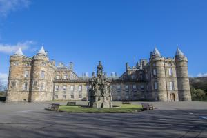 Palace of Holyroodhouse, Edinburgh, Schotland