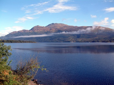 Nationaal Park Loch Lomond & The Trossachs