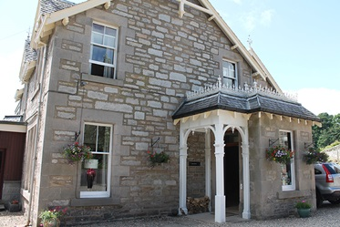 Craigmhor Lodge & Courtyard in Pitlochry, Schotland