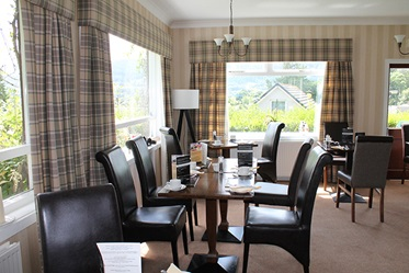 Ontbijtruimte in Craigmhor Lodge & Courtyard in Pitlochry, Schotland