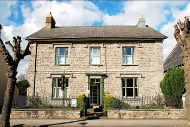Grange Guest House, Brecon, Wales