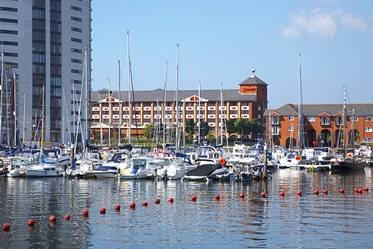 Haven, Swansea Marriott Hotel, Swansea