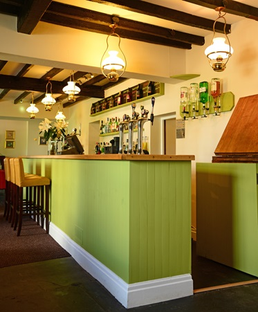 Bar, Mulberry Inn, Wales