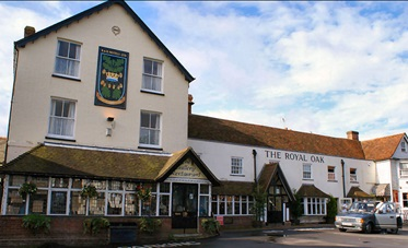 Royal Oak in Hawkhurst