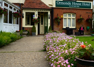 Ormonde House Hotel, Lyndhurst, New Forest, Groot-Brittannië