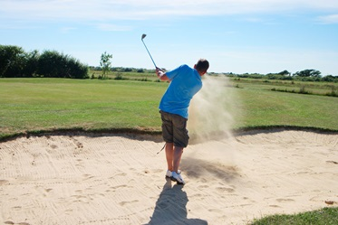 Golf, Vakantiepark Church Farm, Pagham