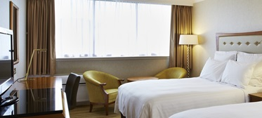 Hotelkamer, Marriott Hotel Swindon