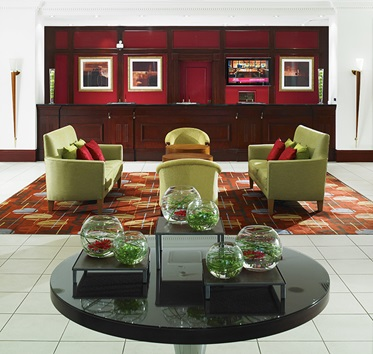 Lobby, Marriott Hotel Swindon