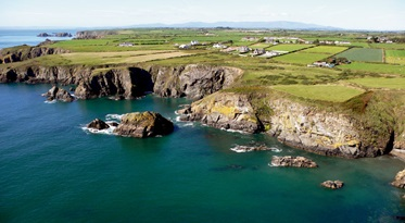 Copper coast, Waterford, Ierland