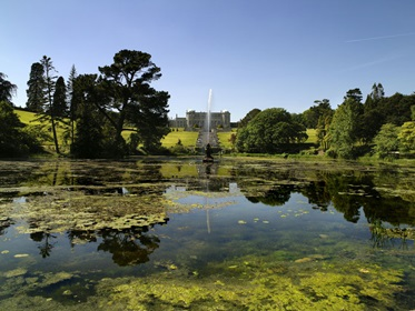 Powerscourt House & Gardens, Wicklow, Ierland