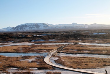 Thingvellir National Park, IJsland