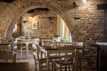 restaurant, Country House Ca Virginia, Le Marche