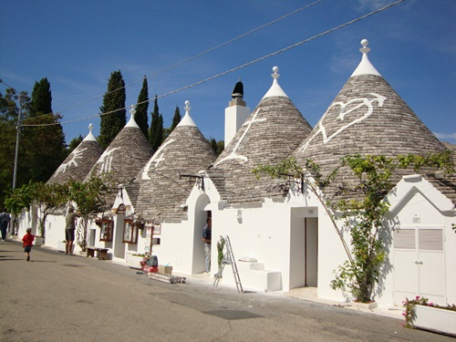 10- of 13-daagse rondreis Puglia