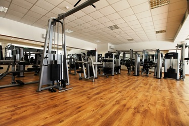 Fitness, Hotel Lu, Carbonia