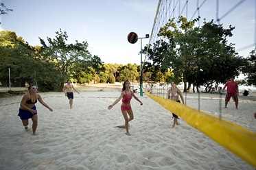 Volleybal, Pine Beach Resort, Dalmatïë