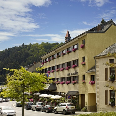 Hotel des Nations, Clervaux, Luxemburg