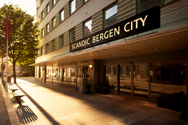 Scandic Bergen City, Bergen